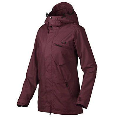 0ceffef5515 Oakley Zulu Biozone Womens Insulated Snowboard Jacket