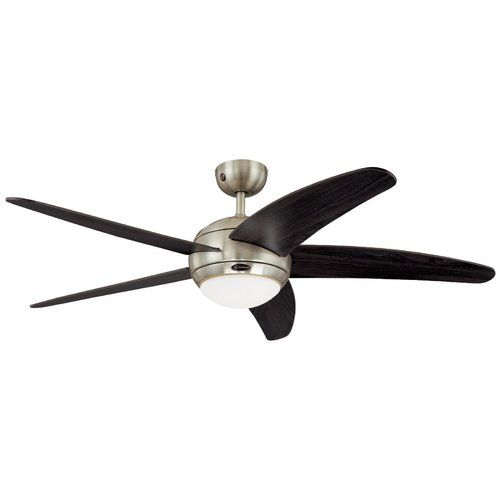 Mercury Row 132cm Trinity 5 Blade Ceiling Fan Ceiling Fan