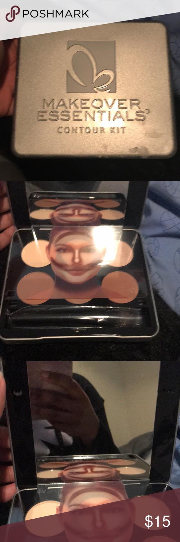 Contour kit Medium to dark brand new makeover essentials