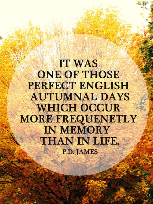 Fall Tumblr Quotes