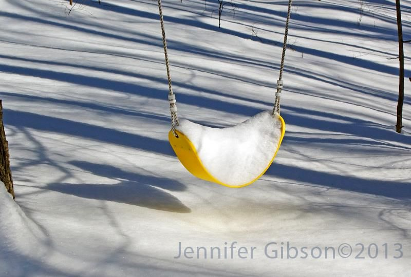 Shadow - photo by Jenn Gibson