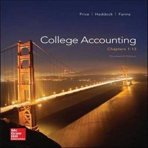 34 free test bank for college accounting 14th edition by price college accounting chapters the book includes many real world examples high interest problems and activities in text help and practice fandeluxe Gallery