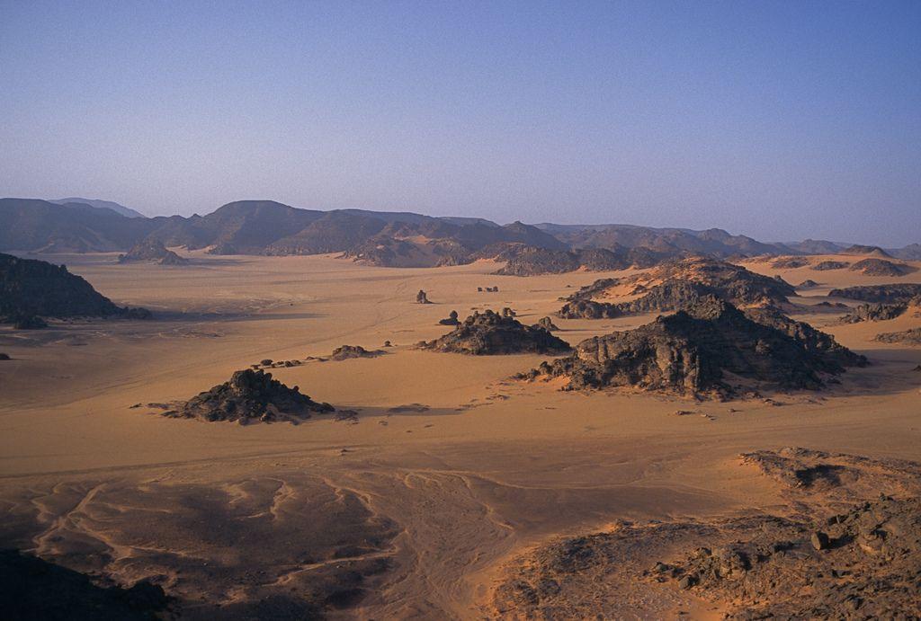 Scorci d'Akakus-Sahara-Libia | 출처: aspaccatini