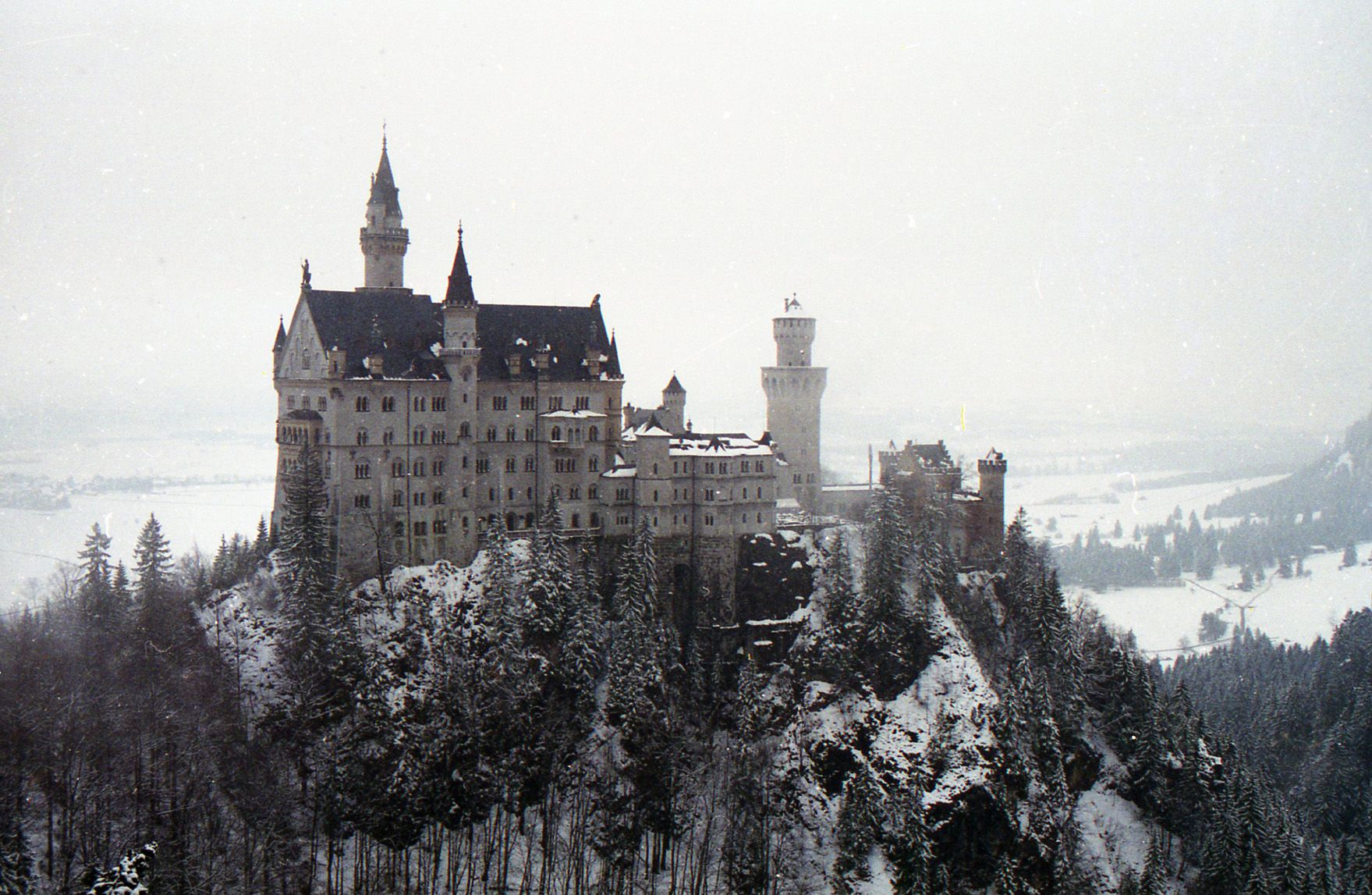 nueschwanstien castle, germany