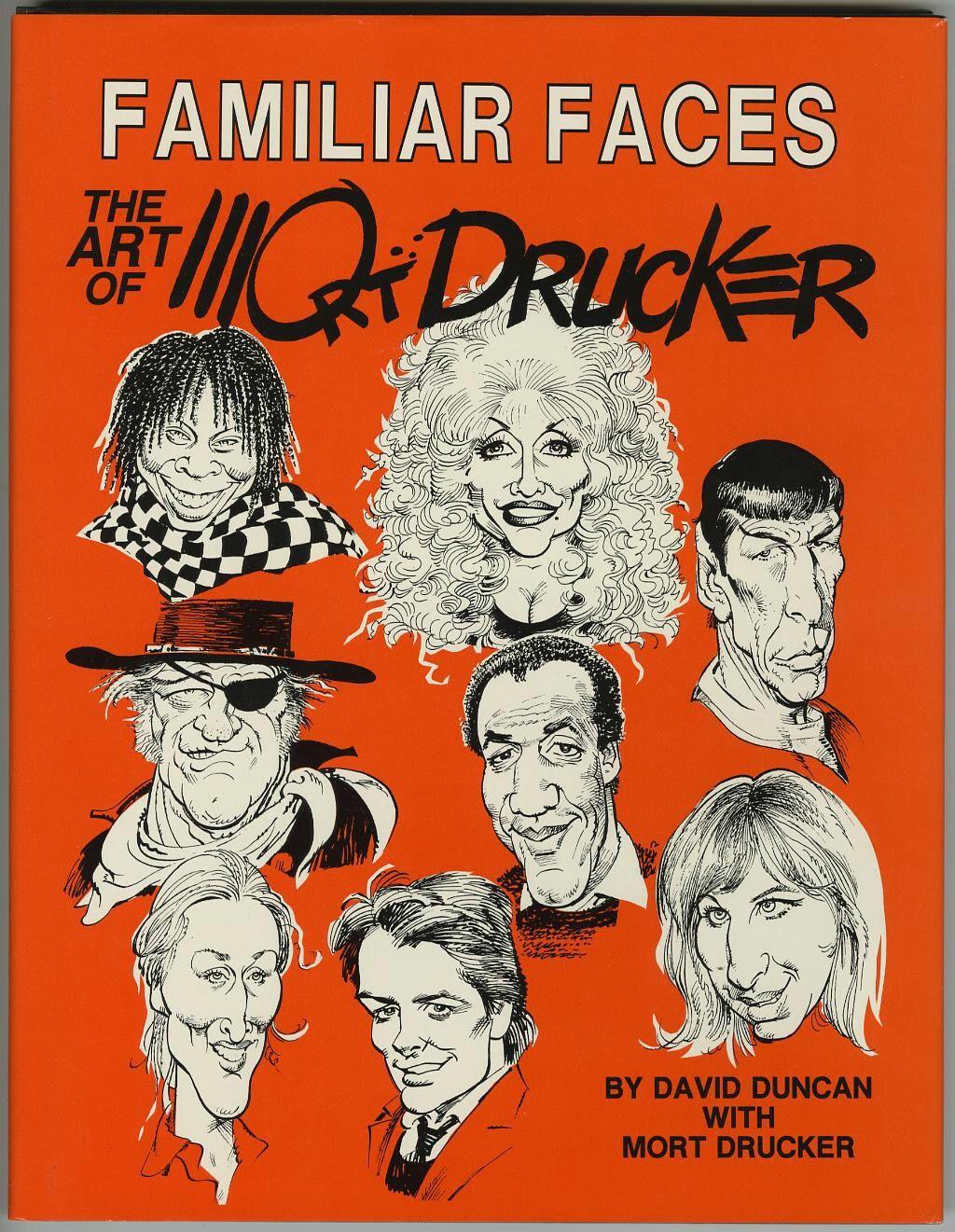 Pin by Mike Lehman on Mort Drucker Face art, Cartoon