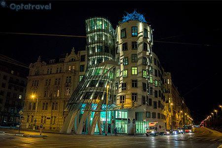 Offerte Praga: Volo + Hotel 4* nella Casa danzante a 158 ...