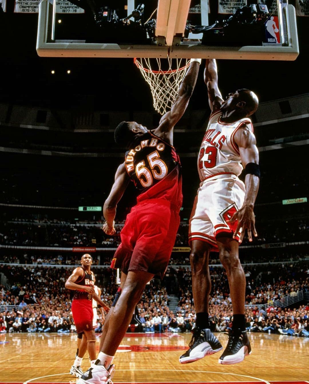 Michael Jordan climbs Mount mutombo | Jordans | Michael
