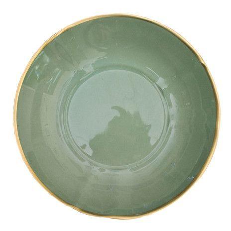Anna Weatherley Mint Green Soup Bowl