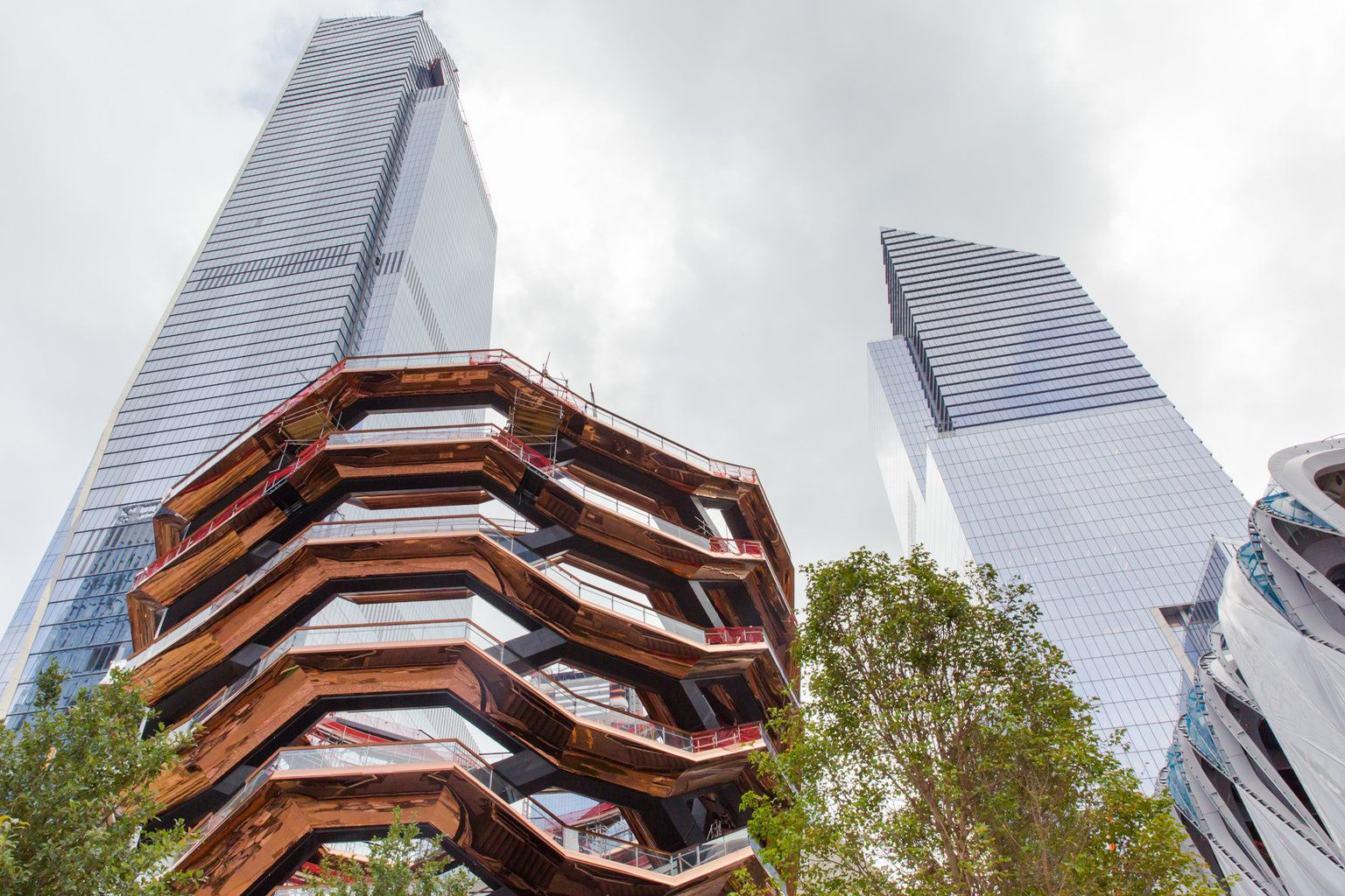 Hudson yards is the most expensive realestate development