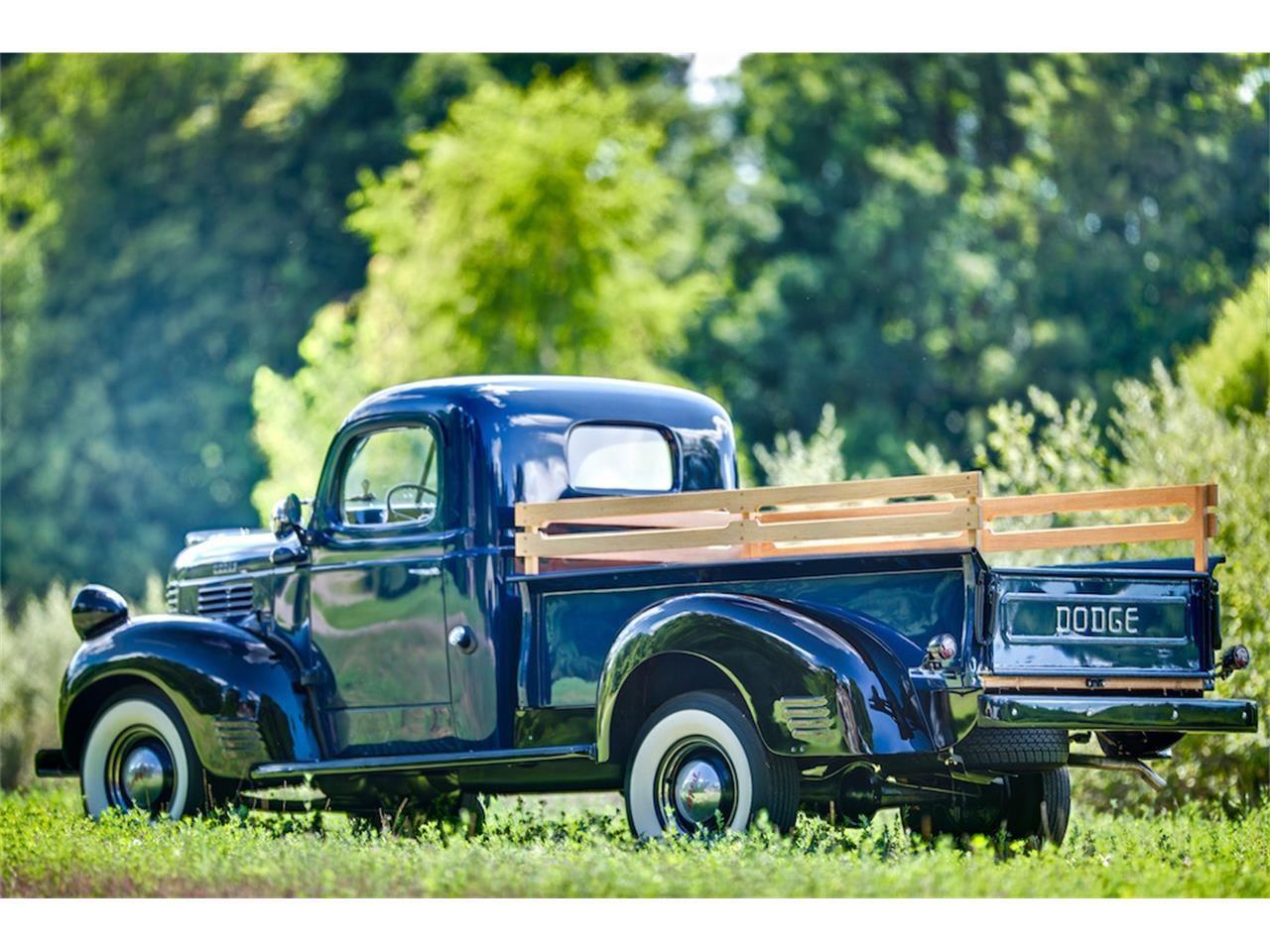 1947 Dodge Pickup | ClassicCars.com … | Pinteres…