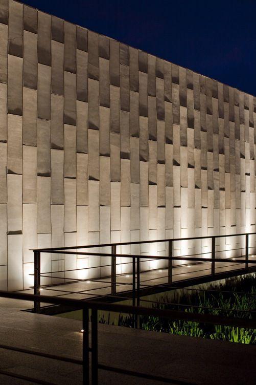 Oba Banyangolfclub 50 Landscape Lighting Design Wall Exterior Facade Lighting