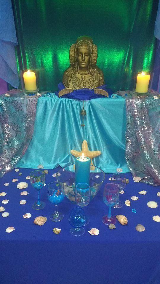 Altar Litha 2017