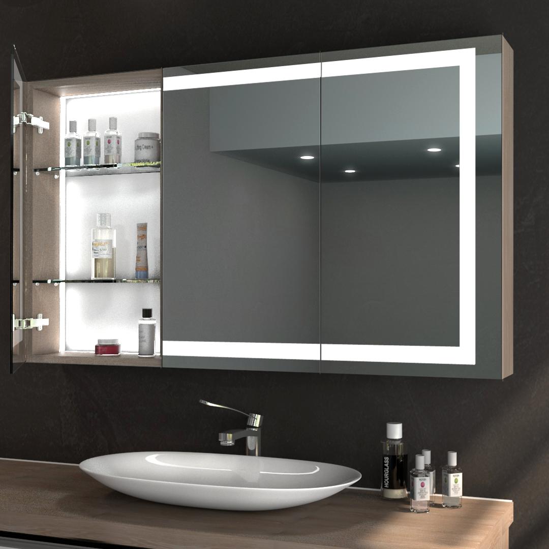 Der Spiegelschrank Adana Vereint Attraktives Und Funktionales Design Fur Ihren Badezimmer Bz Mit Bildern Spiegelschrank Badezimmer Neu Gestalten Badezimmer Spiegelschrank