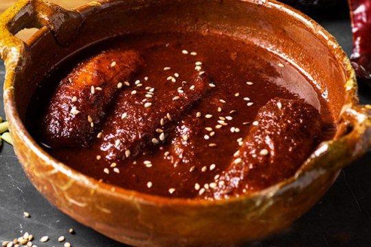 18 Ideas De Receta De Mole Receta De Mole Mole Comida Mexicana