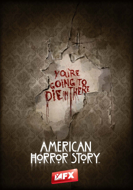 American Horror Story Season 1 Uk Promotional Posters Books