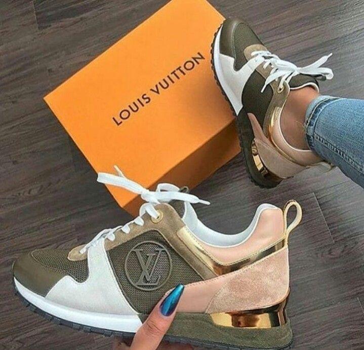 edd648ff7384 Louis Vuitton runaway sneakers
