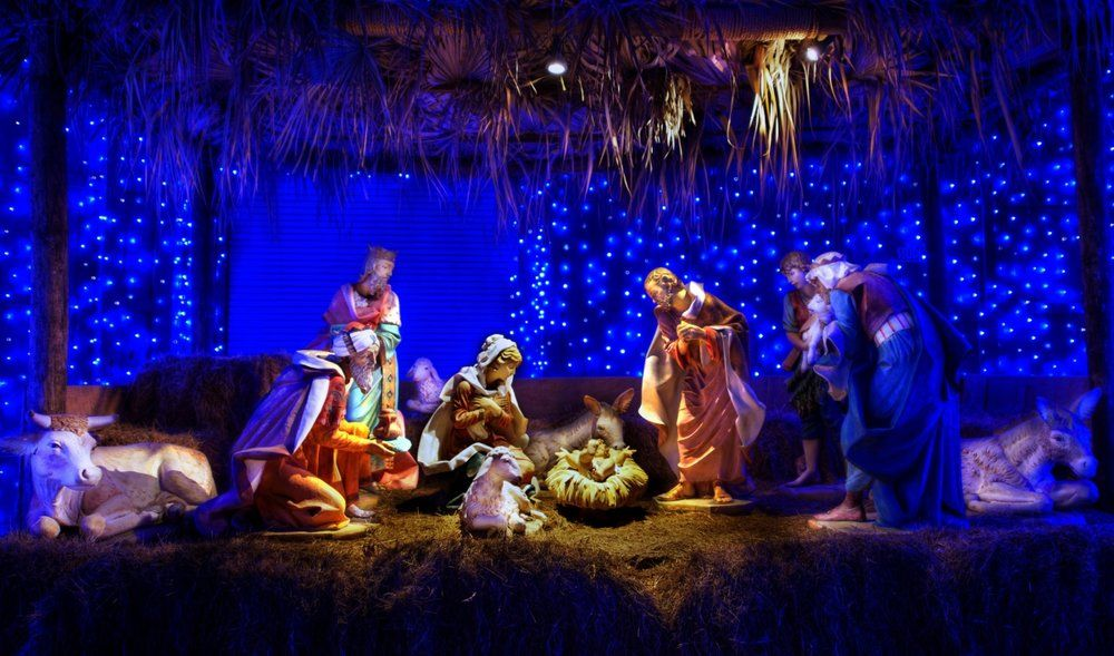 You Are Invited Christmas Eve Church Service In Granbury Christmas Nativity Scene Christmas Desktop Christmas Nativity