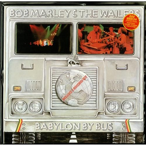Bob Marley & The Wailers - Babylon By Bus (Vinyl, LP ...