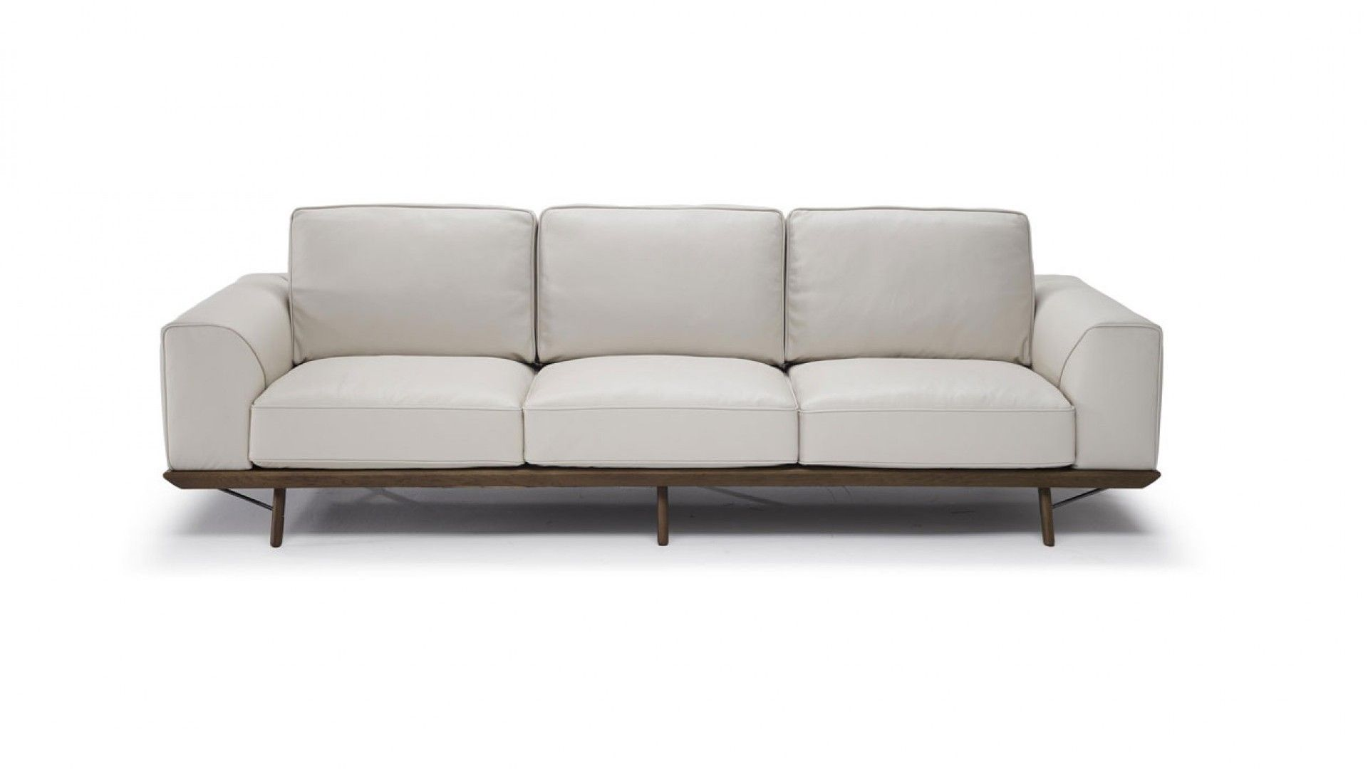 "Tight on space The Tratto sofa by Natuzzi Italia is only 81"" long"