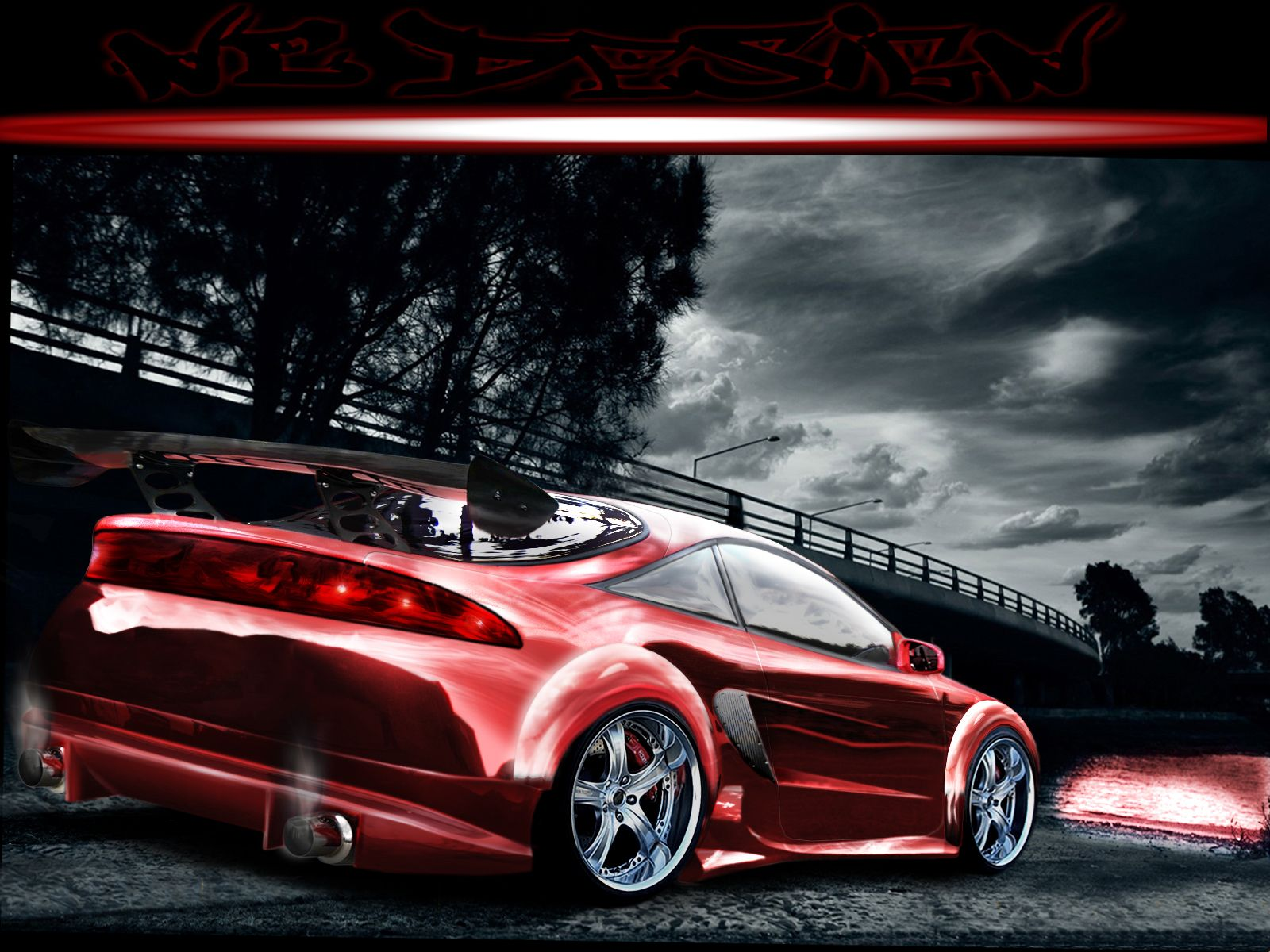 Mitsubishi Eclipse Gt Hd Wallpapers