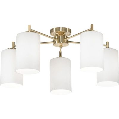 Castleton home sia 5 light chandelier reviews wayfair uk