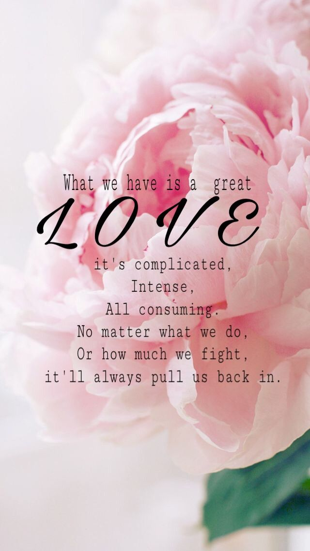 Blair Waldorf and Chuck Bass Gossip Girl Quote Peony Background ...