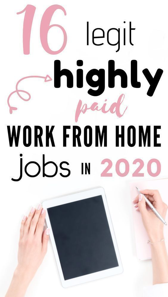 16 Legit Highly Paid Ways to Make Money in 2020 | Work from home