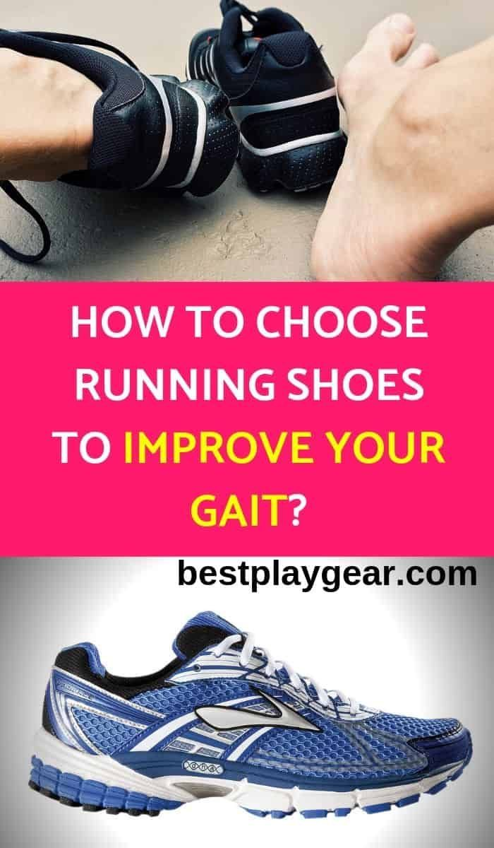 How to choose running shoes to improve your gait? There is nothing complicated about it...here is a...