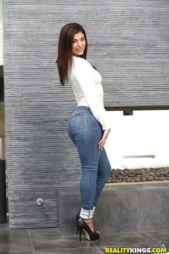 Pin en jeans and leggins