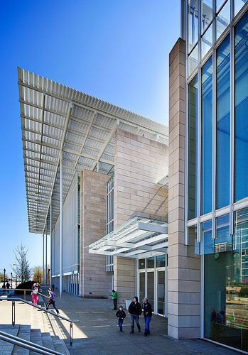 The Art Institute Modern Wing Chicago Il Renzo Piano Renzo Piano Architecture Details Industrial Architecture