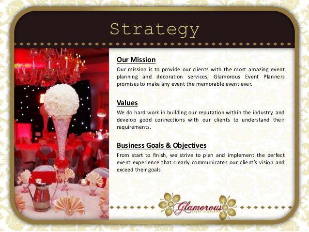Rsultat De Recherche DImages Pour Event Planner Profile Sample
