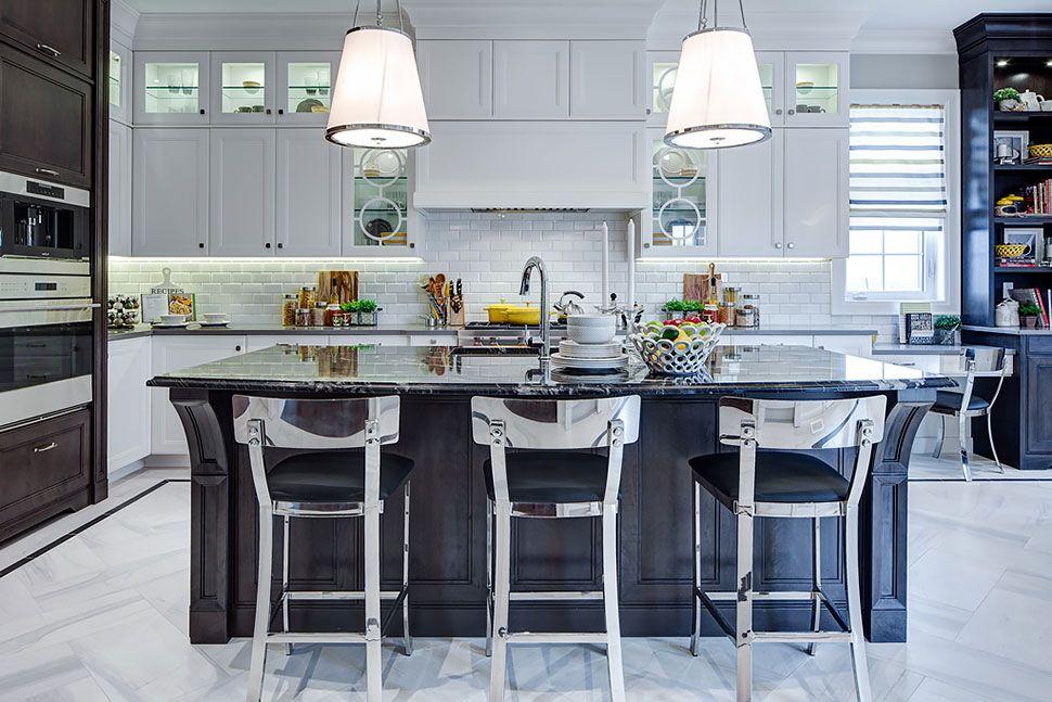 Kylemore Communities Dublin Model Home  Jane Lockhart Interior Custom Model Kitchen Designs Design Inspiration