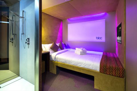 coolest capsule hotels