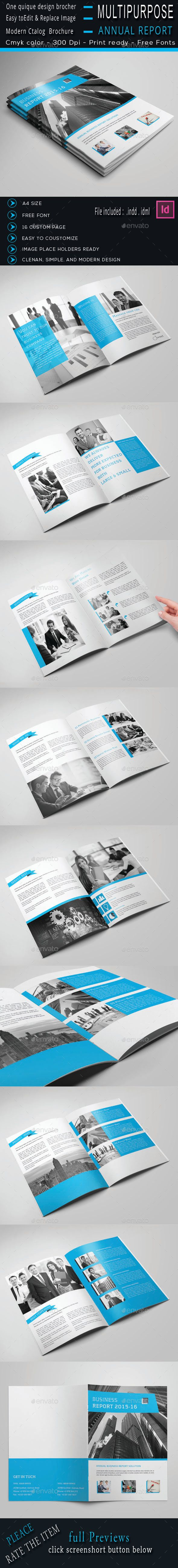 Annual Report / Corporate Brochure