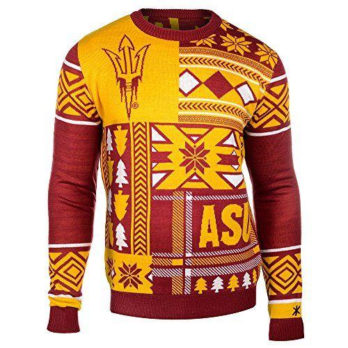 13d50688 Arizona State Sun Devils Christmas Sweater | NCAA Christmas Sweaters ...