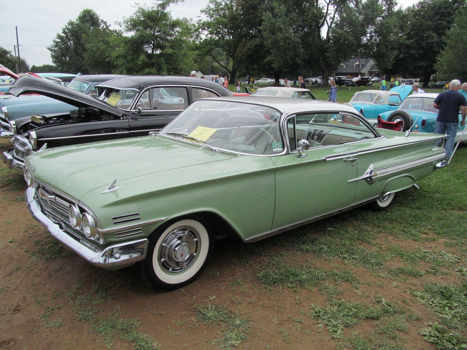 60 Chevy Impala Chevrolet Impala 58 59 60 Pinterest Chevy