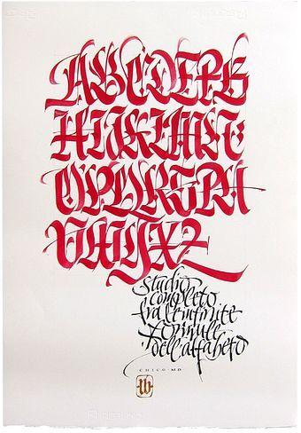 berliner sammlung kalligraphie luca barcellona fraktura pinterest kalligraphie sammlung. Black Bedroom Furniture Sets. Home Design Ideas