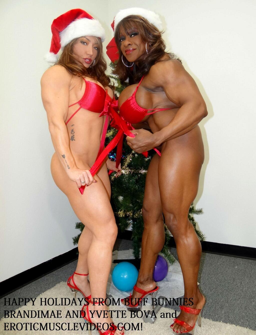 Brandi Mae & Yvette Bova