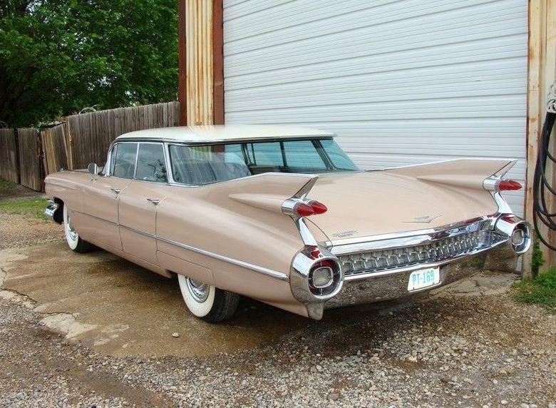 1959 Series 62 Sedan Old american cars, Classic cars