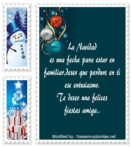 Mensajes De Navidad Para Descargar Saludos De Feliz