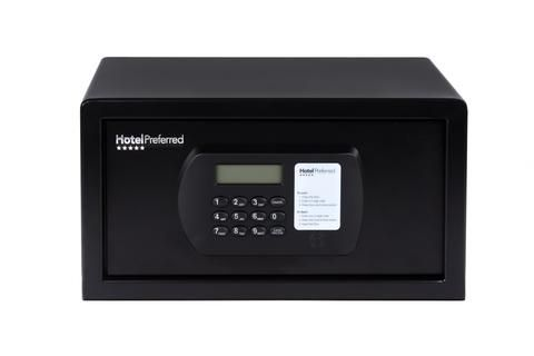 Hotel Safes - Hotel Preferred HPSAF15BLK 15
