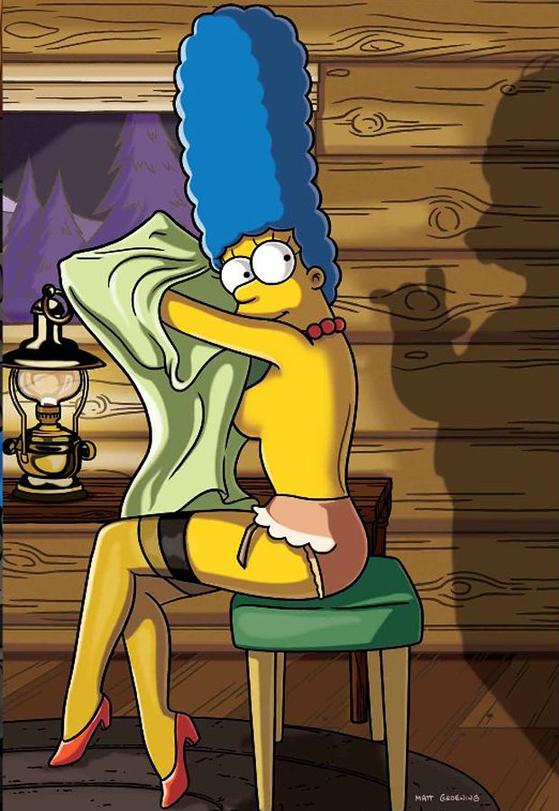 lisa playboy Simpsons