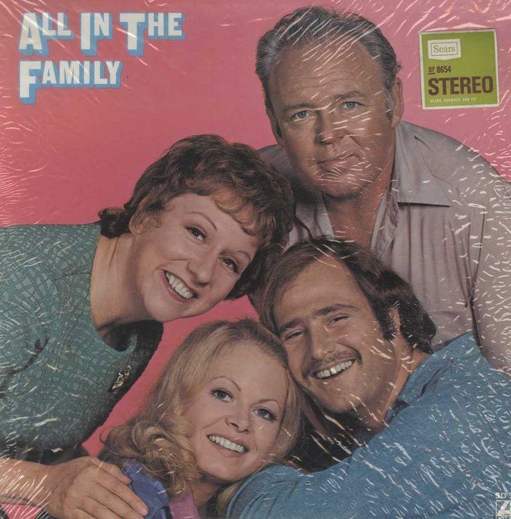 All In The Family Cast - All In The Family #familyhandymanstuff
