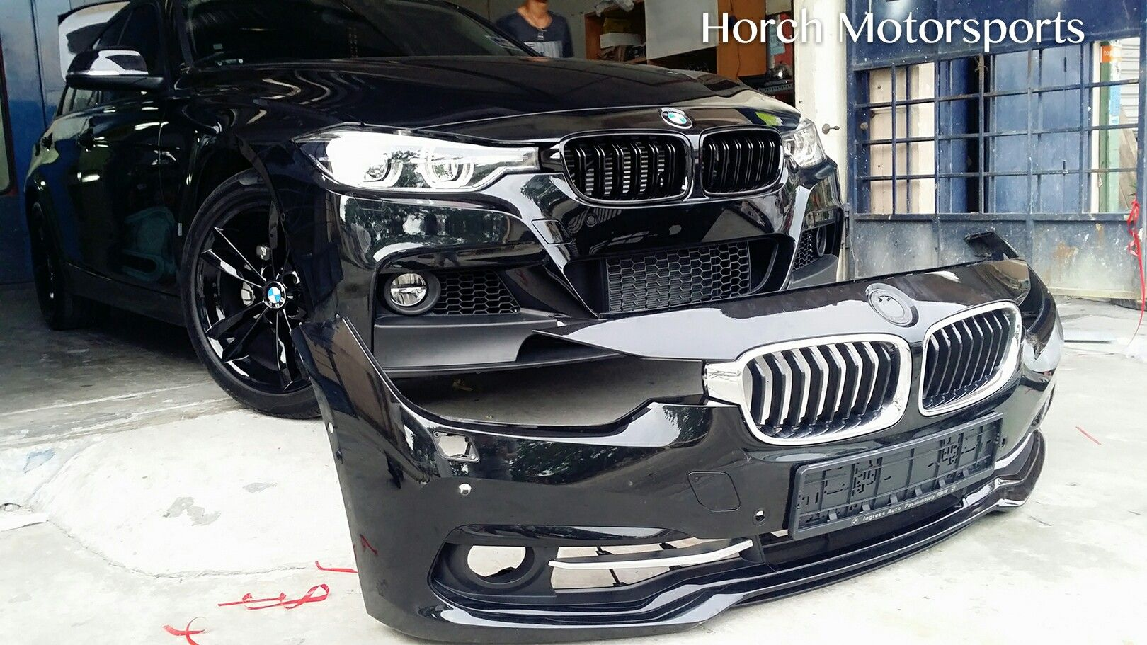 8d01b844d98 F30 330E after convert M-Sport + M-Performance. TQVM!! NO GST