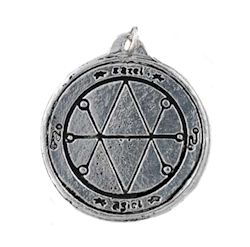 Amulet - Saturn Seal of Protection | Amulets | Protection spells