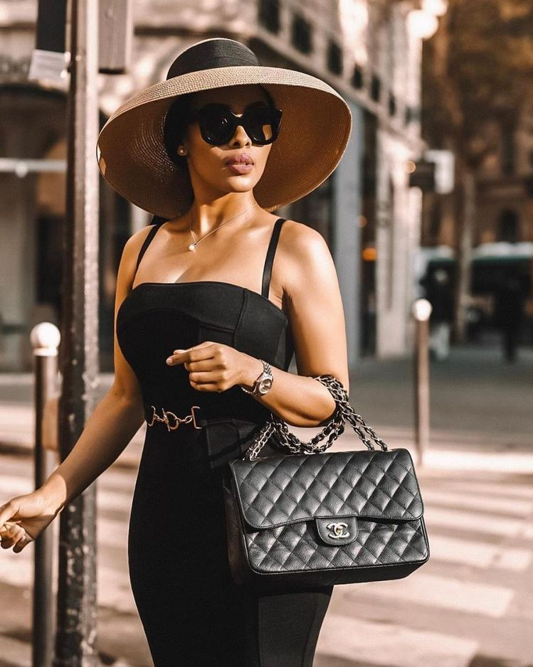 Pinterest:@luxurylife004 | Classy women, Black women