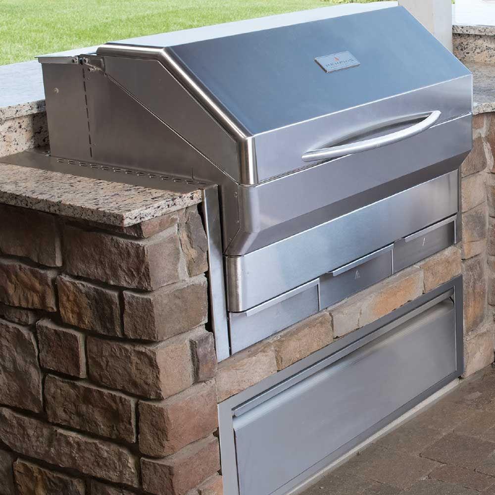 Built In Pellet Grills Outdoor Kitchen Outdoor Kitchen Appliances Outdoor Patio Decor