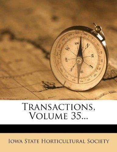 Transactions, Volume 35