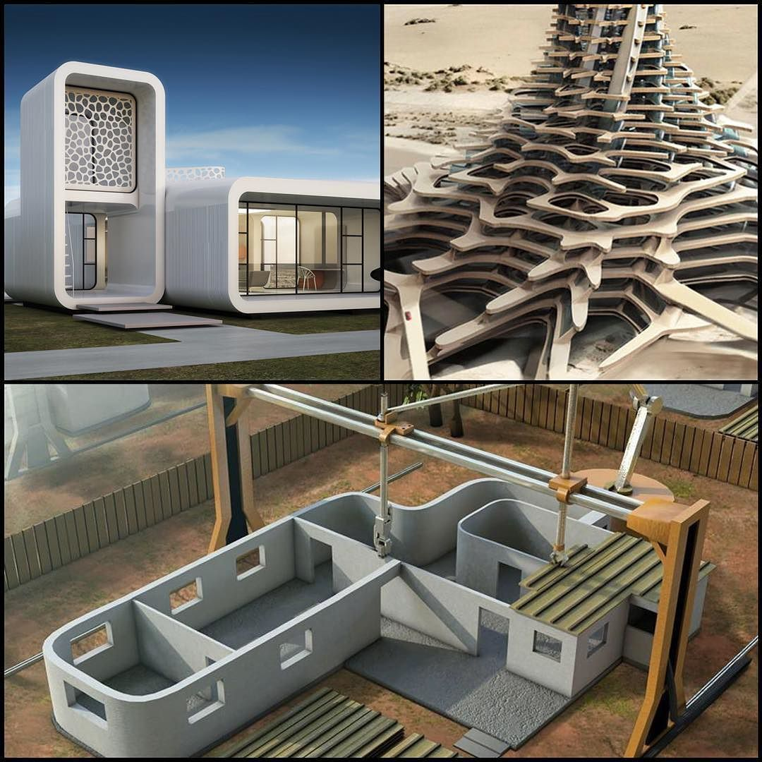25% Of Dubai's Buildings Will Be 3D Printed By 2030. His
