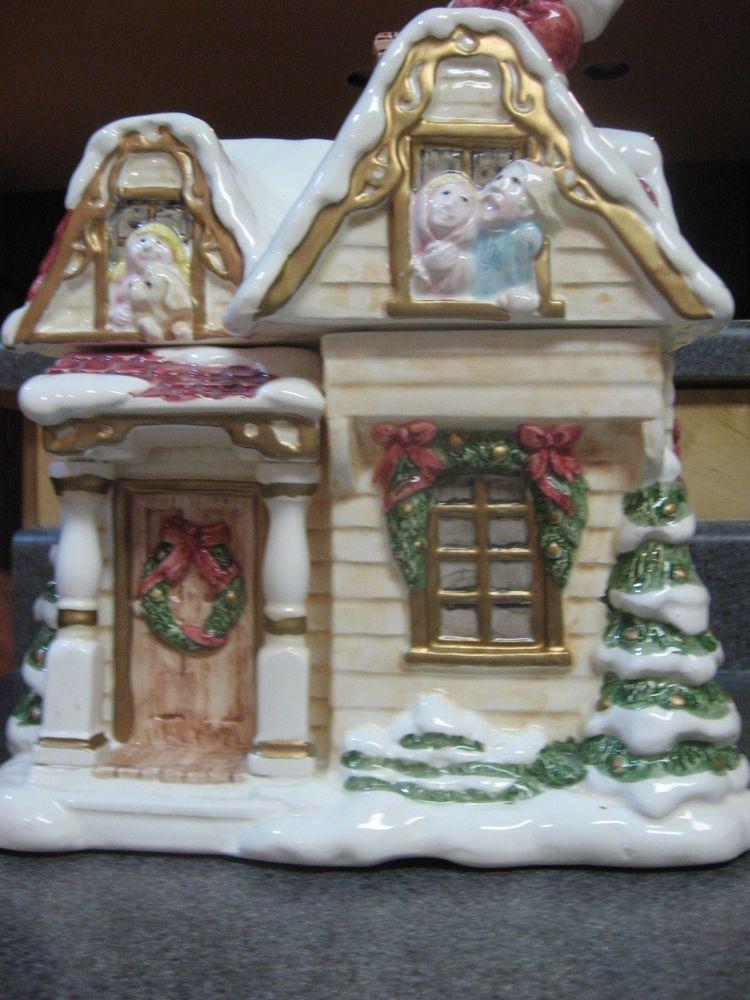 41+ Treasure craft cookie jar victorian house information